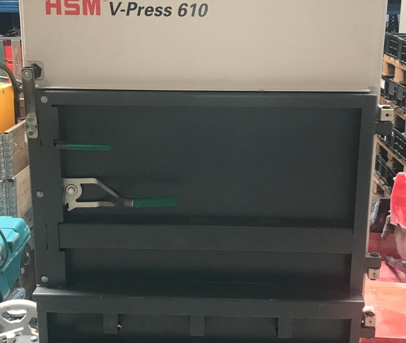 Balenpers HSM V-Press 610